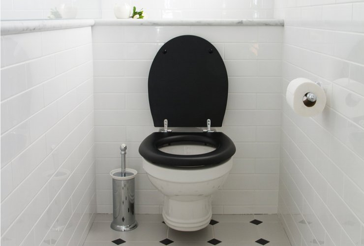 timber toilet seats quality seats for sale sydney melbourne the english tapware company. Black Bedroom Furniture Sets. Home Design Ideas