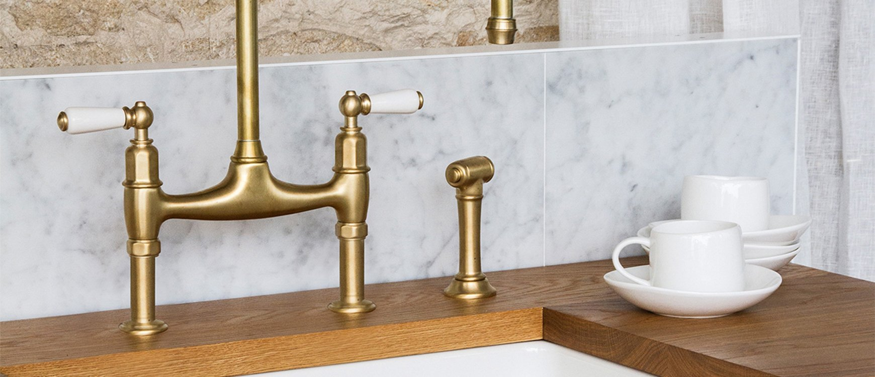 brass the new dimension in interior design: perrin rowe lifestyle