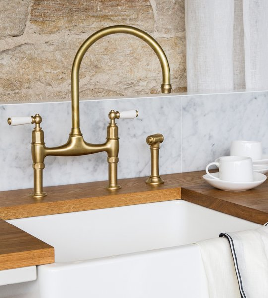 Traditional Kitchen U0026 Bathroom Taps | Door Hardware | Australia ...