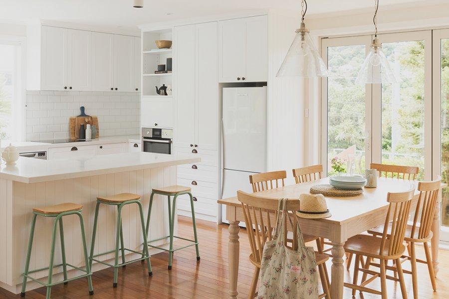 Kitchen design ideas kitchen renovation australian for Bathroom interior design charlotte nc
