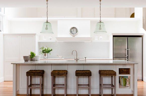 Kitchen design ideas kitchen renovation australian for The brook kitchen and tap