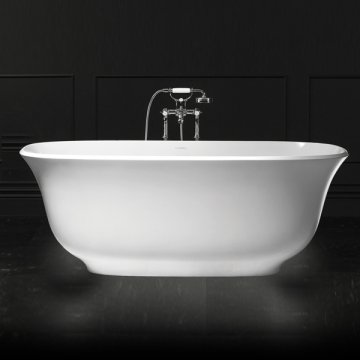 Victoria U0026 Albert   Amiata Bath With Exterior Colour Options