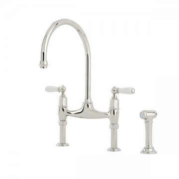 buy quality kitchen taps online traditional style made in uk for