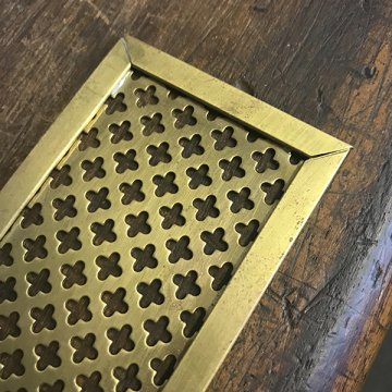 Decorative Grilles For Australian Cabinetry Perforated Sheets For