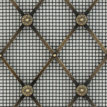 Oxford Decorative Grilles, Perforated Sheet & Mesh for