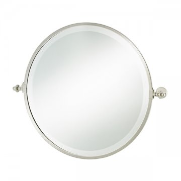 The english tapware company for Round tilting bathroom mirror