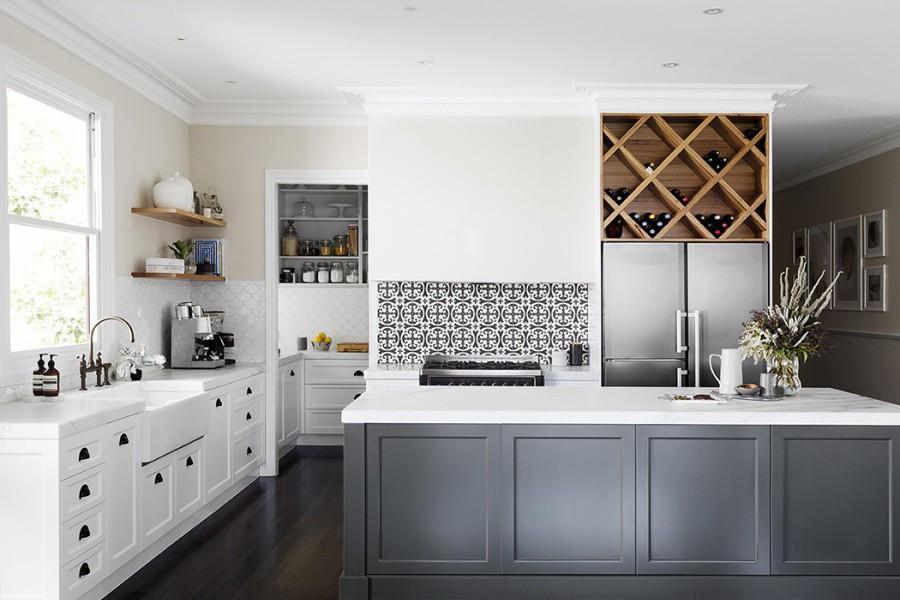 Kitchen Design Ideas Kitchen Renovation Black Taps The English