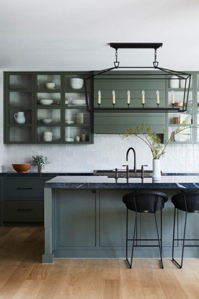 Beechwood Home Converted Farmhouse Kitchen Design