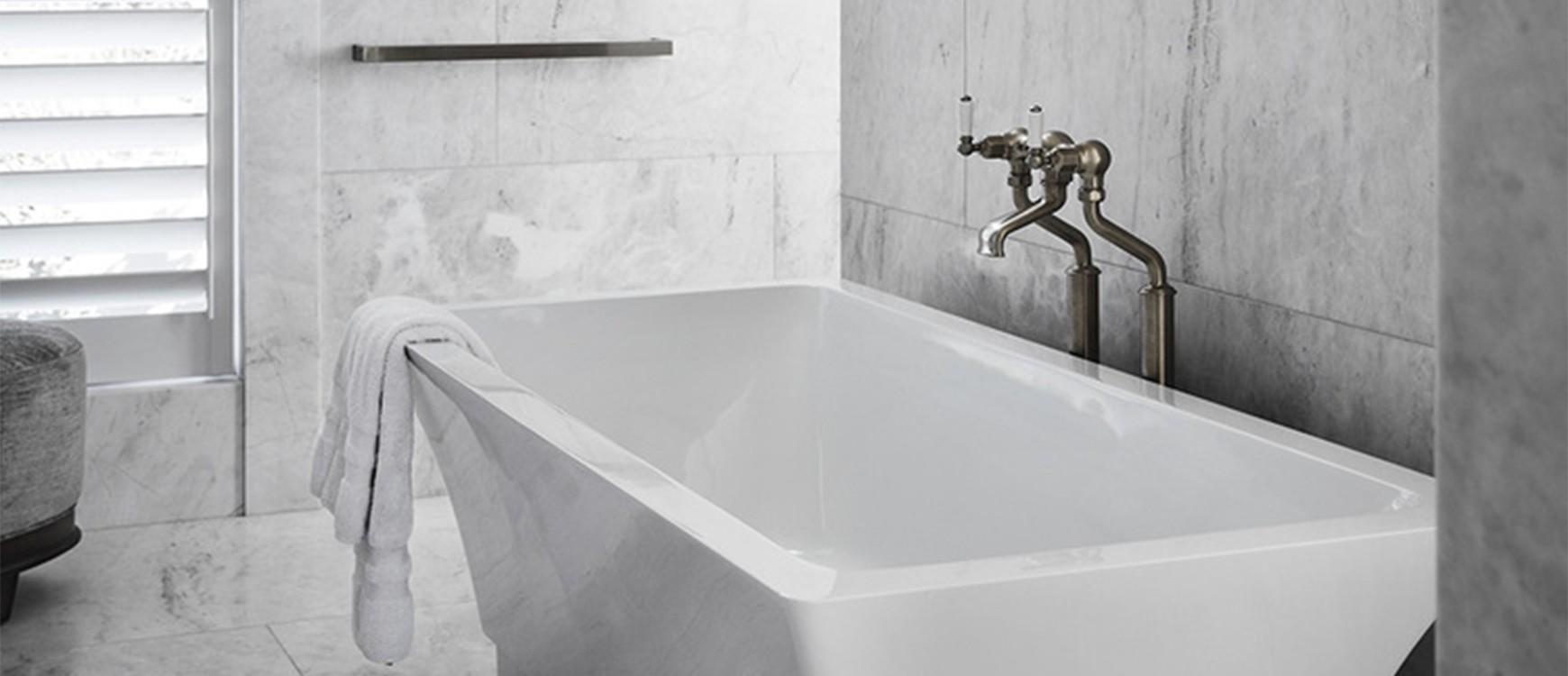 Concrete Bathroom | Designer Tapware | Alexandra Kidd Design | The ...