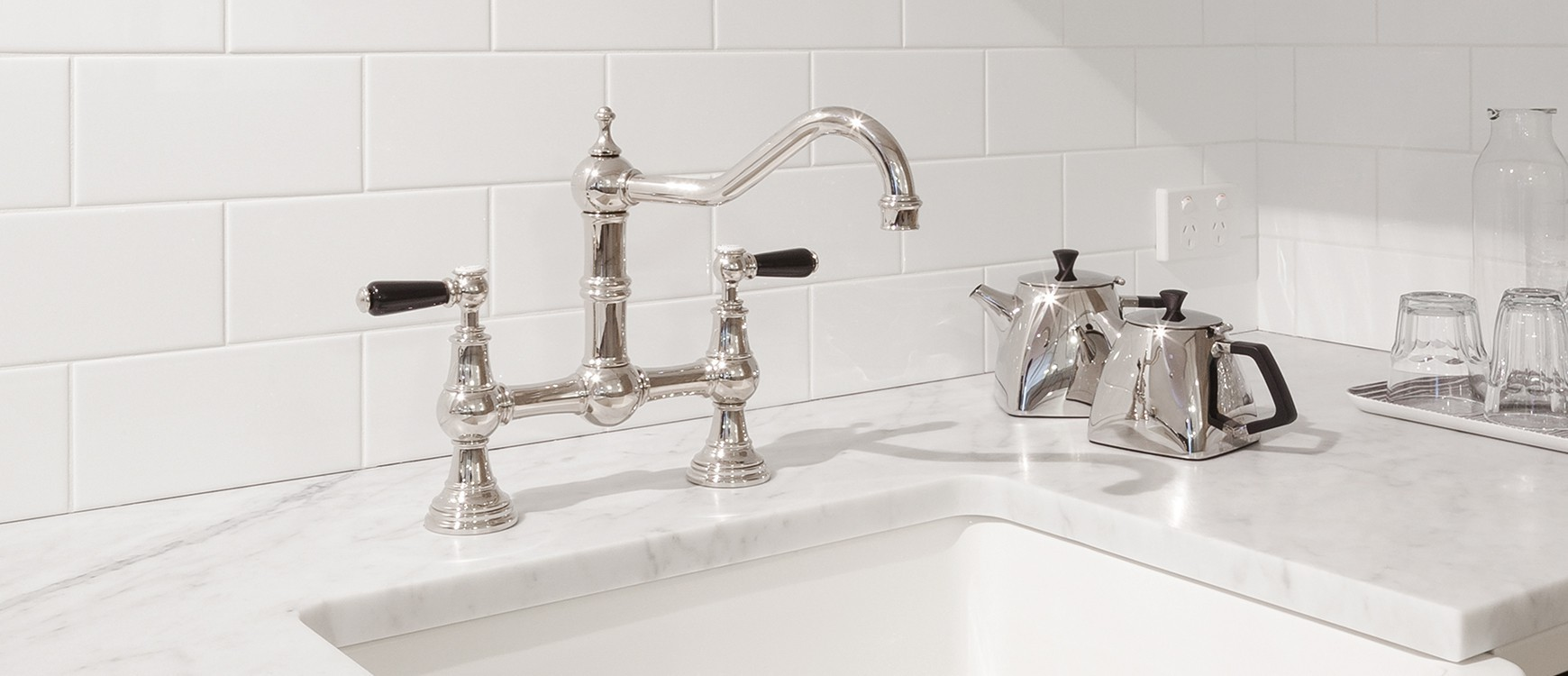 Buy Black Bathroom Taps online | Basin & Bath Taps made for ...