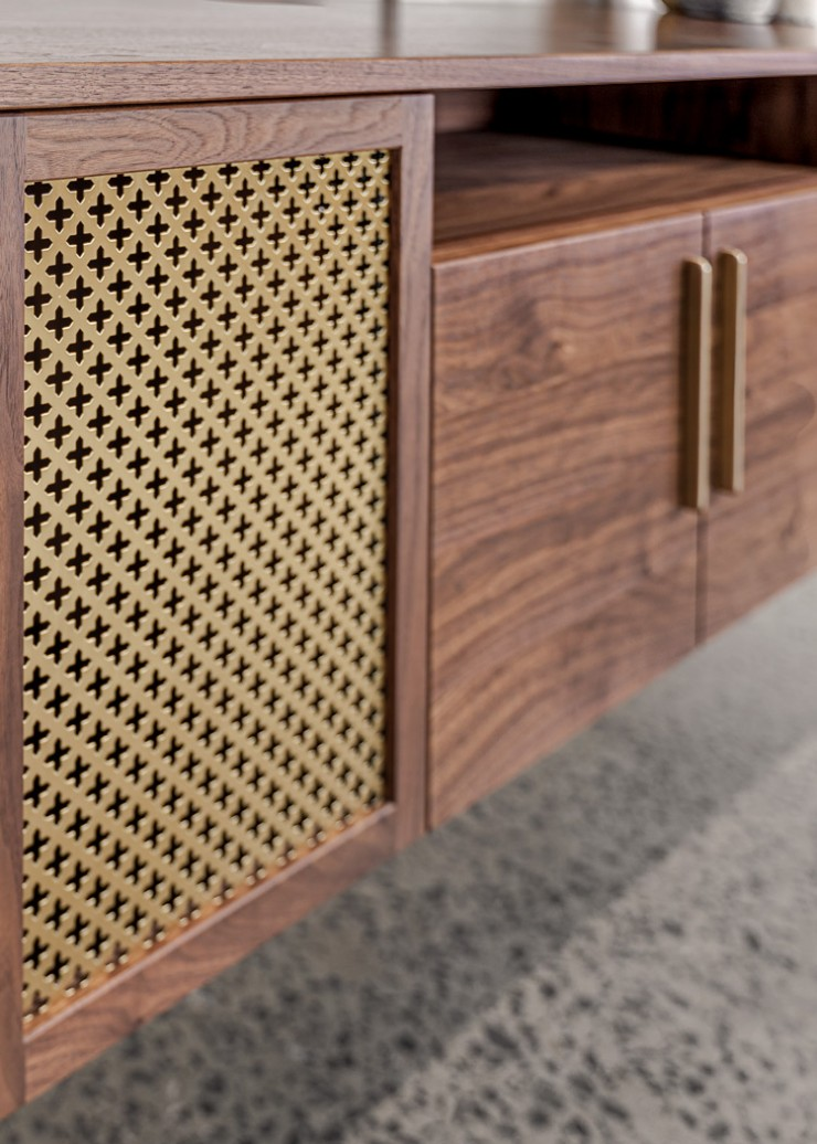 Decorative Grilles For Australian Cabinetry Perforated Sheets For Cabinet Doors The English Tapware Company